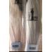 White Ash blonde #60AB Halo Hair Extension