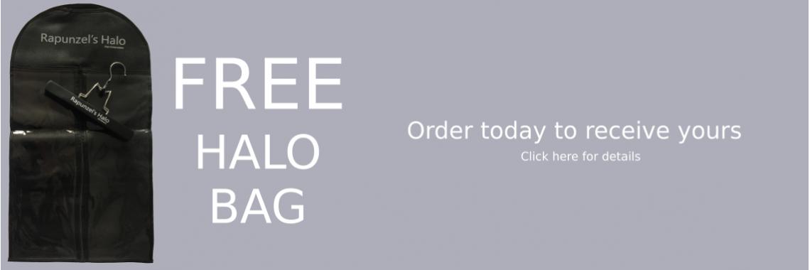 Free Halo Bag Offer