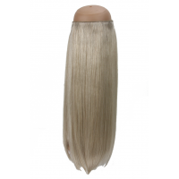 White Ash blonde #60AB Halo Hair Extension
