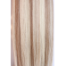 Light Blonde with Light Brown highlights #p613/8 Halo Hair Extension
