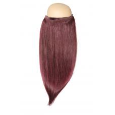 Plum #99J Halo Hair Extension